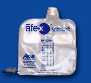 Afex™ Collection Bag AM400