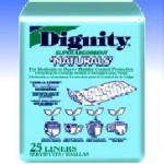 Dignity Super Absorbent Naturals Incontinence Pads