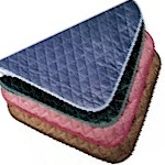 Soft Quilt Seat Protectors for Incontinence INV2122ENG