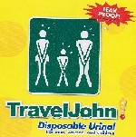 Travel John Disposable Urinal INV66893