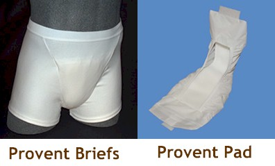Provent Brief & Pad Set AM11007P